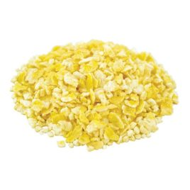 FLAKED MAIZE 1 LB BAG OF GRAIN