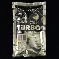 Alcotec 24 Hour TURBO Super Yeast