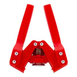 Emily Beer Bottle Capper Red Plastic
