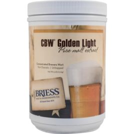 Briess CBW Golden Light Canister 3.3 Lb