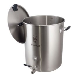 BrewBuilt 15 Gallon Brewing Kettle
