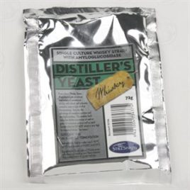 StillSpirits Distiller's Whisky Yeast 72g