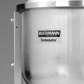 Blichmann Fermenator Conicals – Standard Fittings F3-14 (14.5 gal)