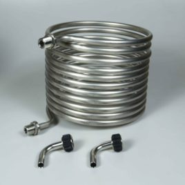 Blichmann BoilCoil and RIMS Rockets   Small HERMS Coil for 7.5-10 Gallon Kettle